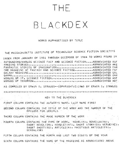 Blackdex Cover