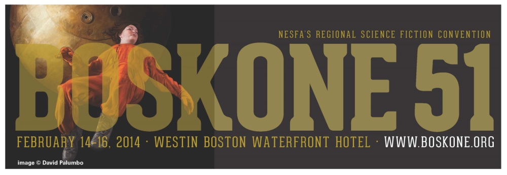 Boskone 51, NESFA's Regional Science Fiction Convention