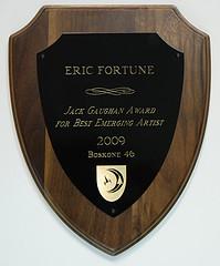Gaughan award