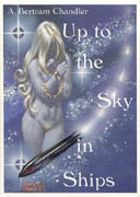 Up to the Sky in Ships, by A. Bertram Chandler; In and Out of Quandry, by Lee Hoffman