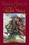 The One Right Thing, by Bruce Coville