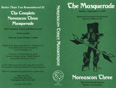 The Noreascon Three Masquerade, edited by Suford Lewis